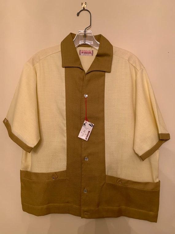 Vintage Men's Shirt by McGregor