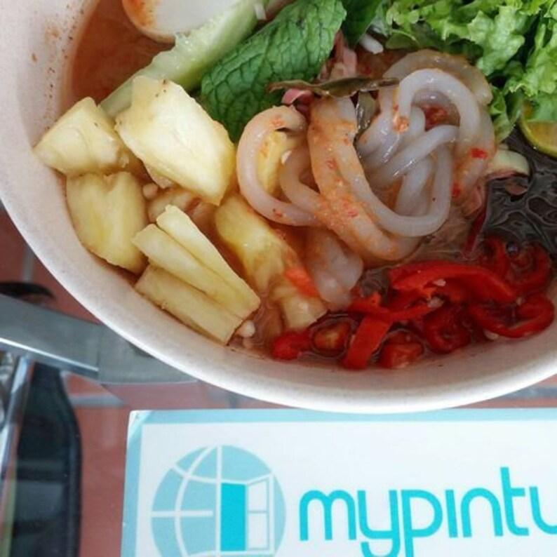 Penang Street Food Recipe e-book image 0