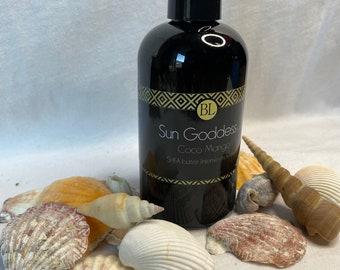 Sun Goddess Coco Mango Shea butter lotion