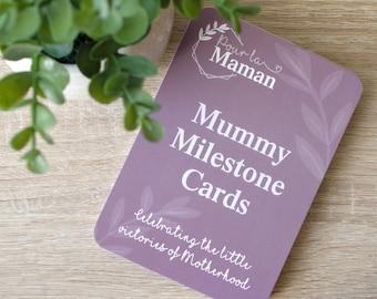 Mummy Milestone Card, New Mum Gift, New Baby Gift, Baby Shower Gift, Pregnancy Gift, Selfie Cards, Photo Cards