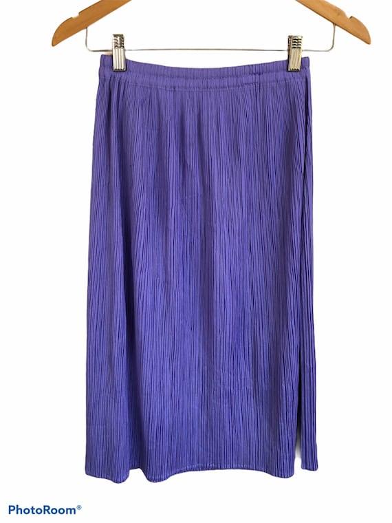 Vintage Pleats Please Issey Miyake Skirt