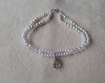 Bridal Necklace Jewellery, Pearls Necklace