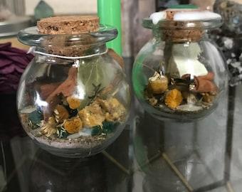 Manifest Abundance - Money Herbal Intention Jar