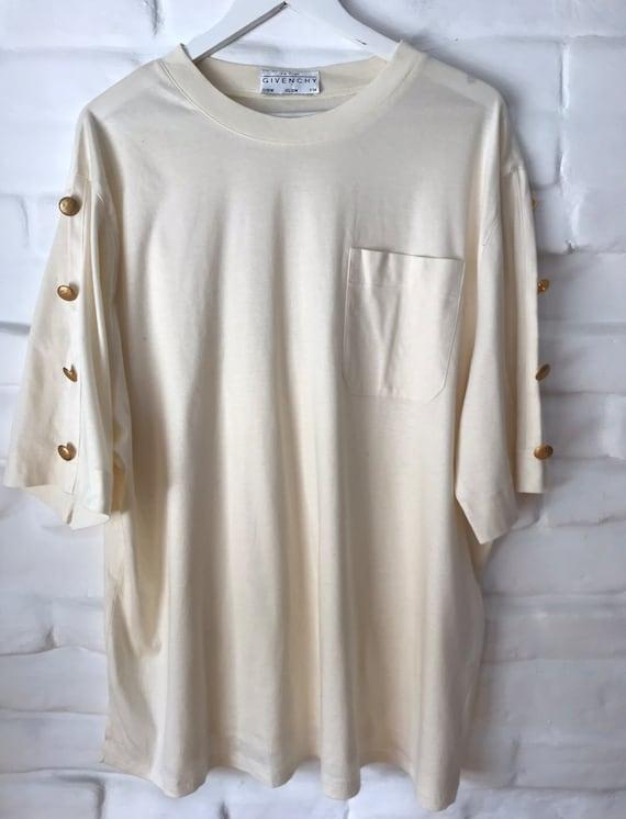 Vintage Givenchy Plus Size T-Shirt
