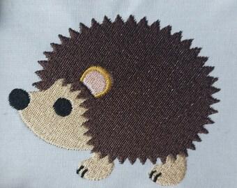 Hedgehog Digital Embroidery file