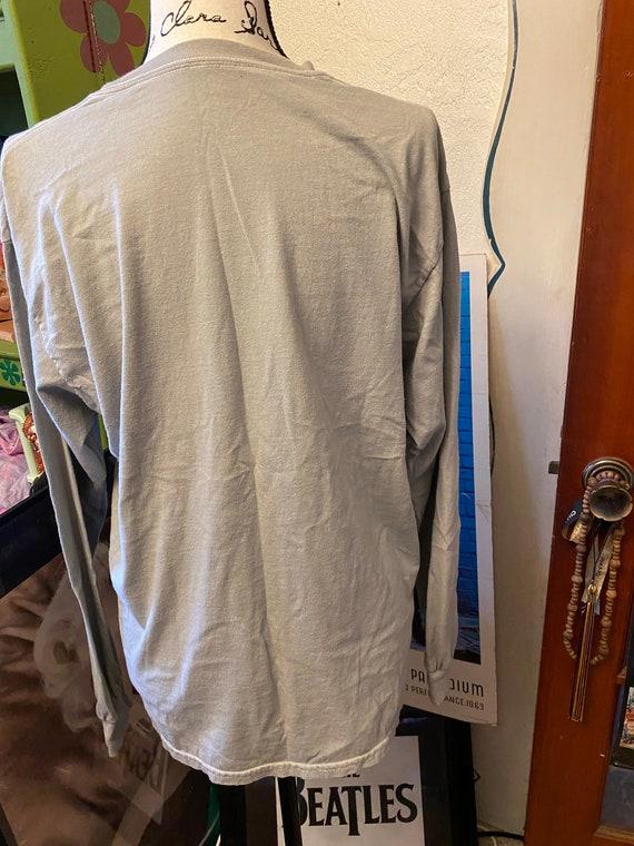 Long sleeve Nirvana t shirt .....Awesome .... - image 3
