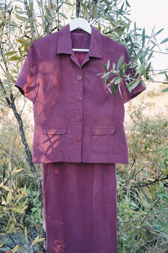 Vintage Women's Suit Set