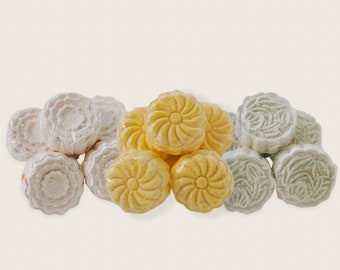 Shower Steamers Aromatherapy | Shower Bombs, Shower Melts, Party Favors, Gifts, Weddings, Congestion, Energy, Mood Booster, Relaxing