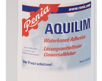 Aquilim 315 - solvent-free dispersion adhesive / water-based dispersion