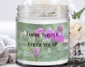 Friendship Gift, BFF Candle Gift, BFF Gift Ideas, Sympathy gift, Cheer Up Gift, Loss of Pet