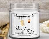Aromatherapy Candles With Funny Sayings —Gift For Best Friends, Women Friends, Men Friends, Birthdays, Anniversary, Goodnight Sleep