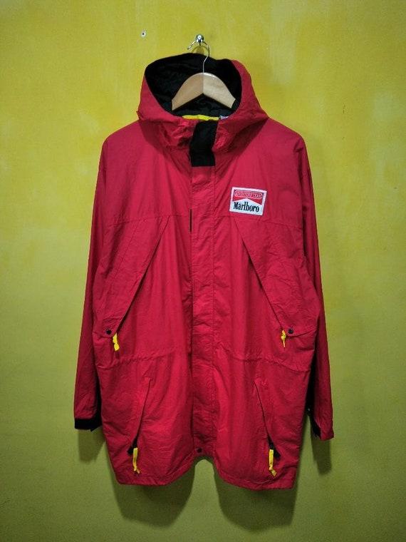 vintage marlboro jacket vintage jacket 90s jacket
