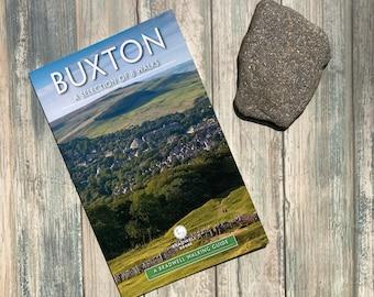 Buxton: A Selection of 8 Walks (Bradwell Walking Guide)