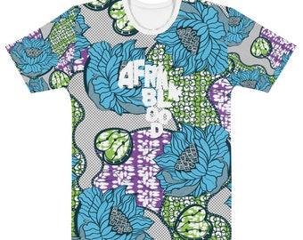 T-shirt Afrkn Flowers Full