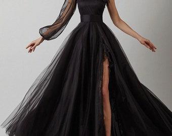 Dresses for Women • Tulle dress, cocktail dress, prom dress,Ruffle Dress , puffy dress, fluffy dress For Her Evening dress