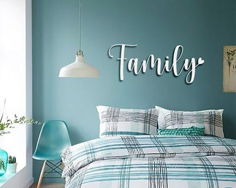 Custom words Plex , Plex letter, Decoration baby room - child / Birthday / Home / Living / Wedding