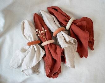 Rond de serviette - LOT DE 4