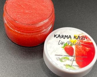 Strawberry Lemonade Lip Scrub