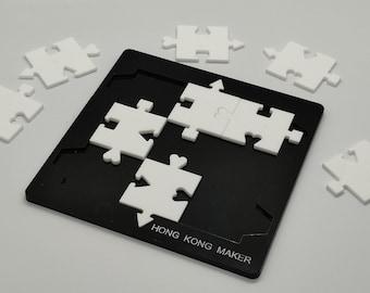 Solo Puzzle Game -- Latin Square 3x3