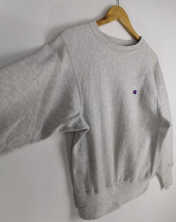 Vintage 90s Champion Reverse Weave Sweatshirt Cre… - image 3