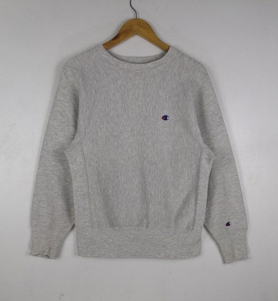 Vintage 90s Champion Reverse Weave Sweatshirt Cre… - image 1