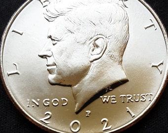 HALF DOLLARS NINE- 1776-1976 JOHN F KENNEDY NEW UNCIRCULATED U.S 9