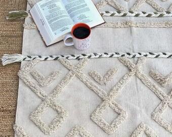 Cansad Hand woven Rug