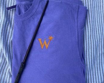 Wizard Wheezes EMBROIDERED T-Shirt - Weasley Twins Joke Shop - Fred Weasley - George Weasley