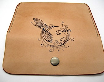 Leather Passport Cover, Leather Field Note cover