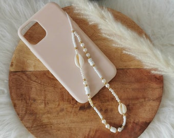   phone jewel Jewelry  Phonestraps   Phone Grigri     phone cord Shell model without customization