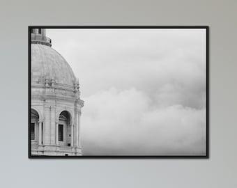 Pantheon - Architecture Photography Fine Art Print