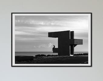 Contemplation - Architecture Photography Fine Art Print
