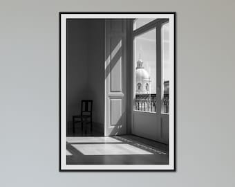 Afternoon in Lisbon - Architecture Photography Fine Art Print