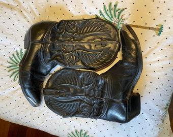 Genuine Retro Cowboy Boots
