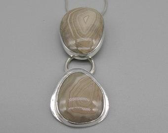 Fairy Pools Pebble pendant