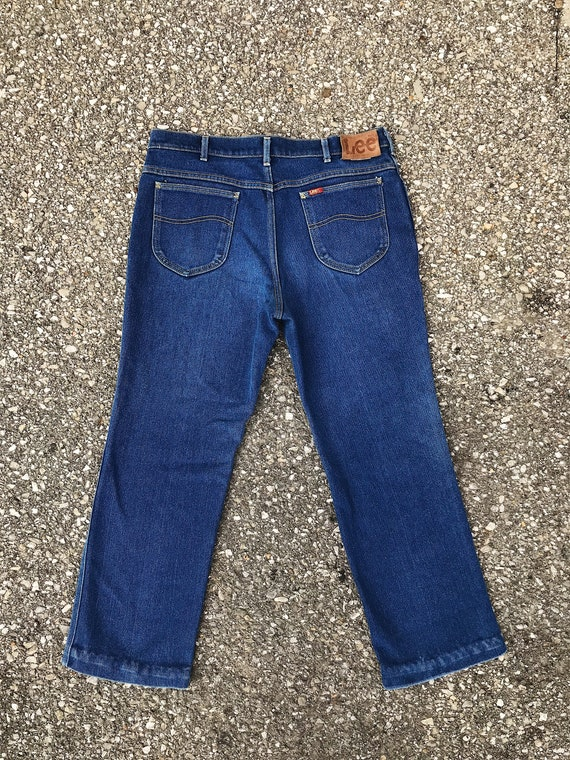 1980's Lee Riders Jeans - image 2