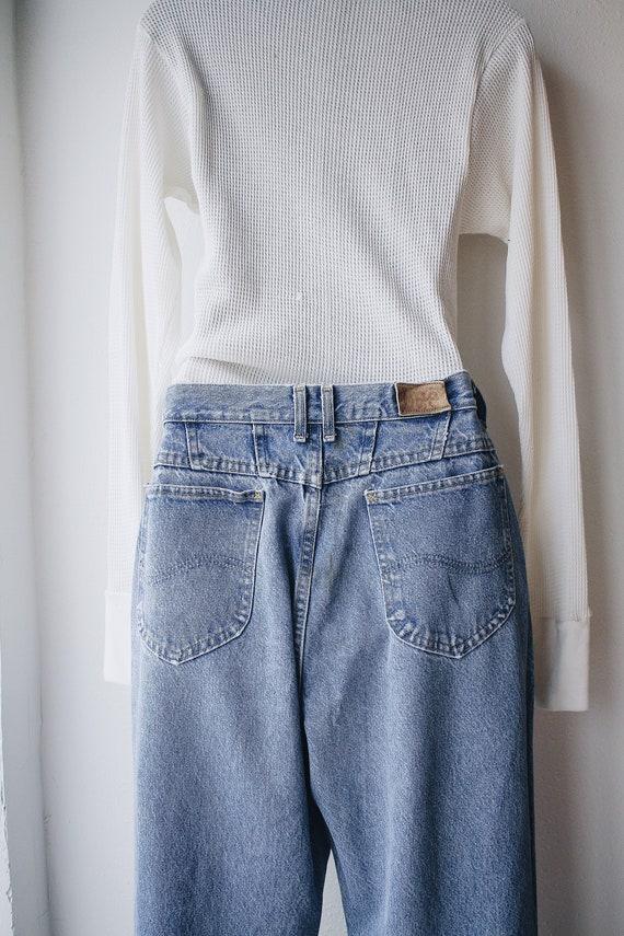 1980's Western Cut Lee Jeans - image 4