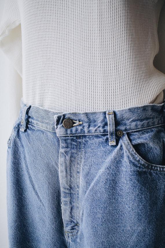1980's Western Cut Lee Jeans - image 3
