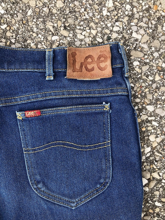 1980's Lee Riders Jeans - image 5