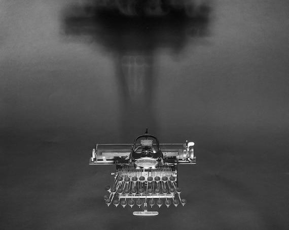 The Blickensderfer 'Atomic' Typewriter