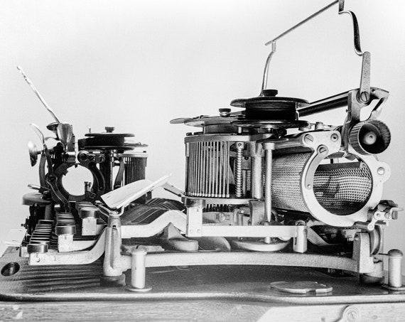 Two Hammond Typewriters