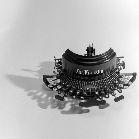 The Franklin Typewriter