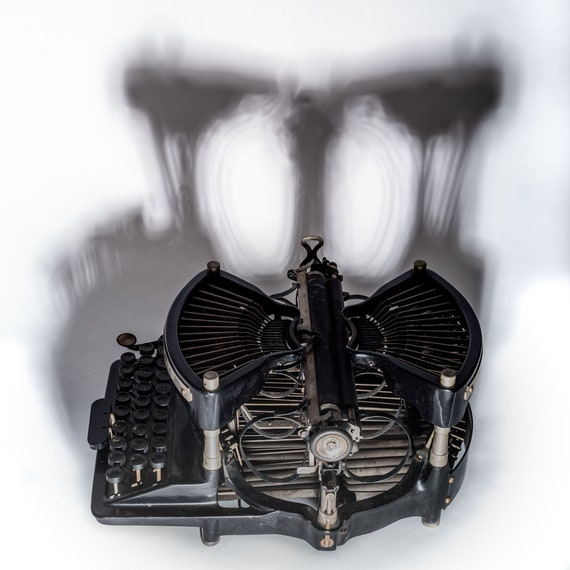 The Williams Ghost Typewriter
