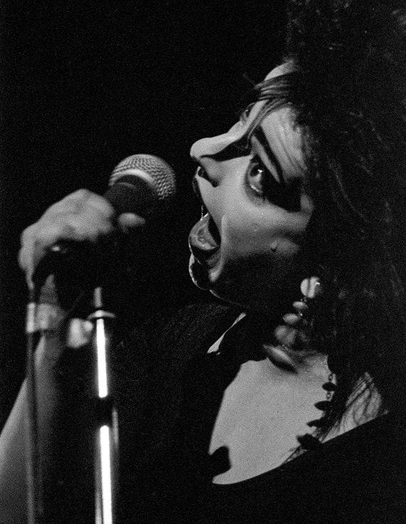 Nina Hagen in concert