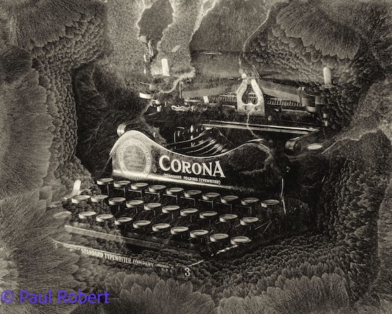 Corona typewriter - The expired series