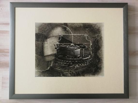 Hammond typewriter - The expired series
