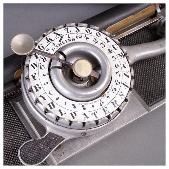The Darling Typewriter