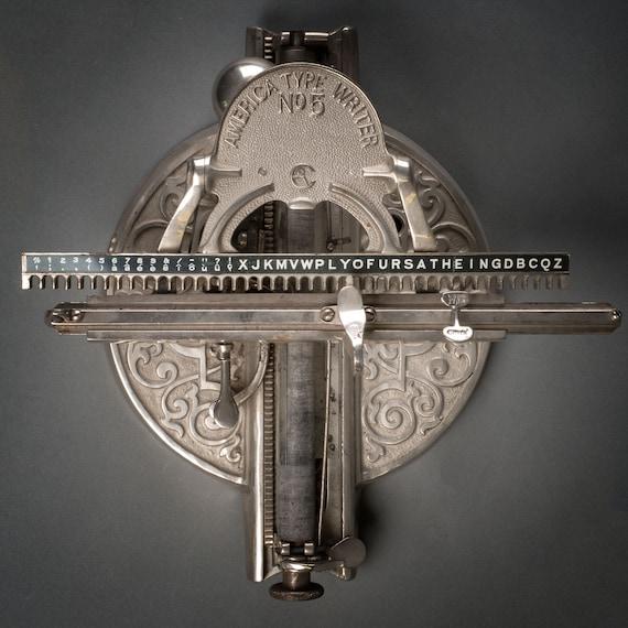 Odell no 5 Typewriter
