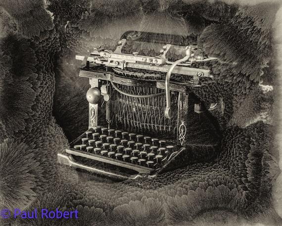 Remington typewriter - The expired series