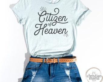 Youth Group Love Bible Study God Citizen Of Heaven Shirt Lord TCitizen Of Heaven Tank Top Citizen Of Heaven Hoodie Abba Seek Him